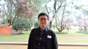 Speech pathologist Rany Chou