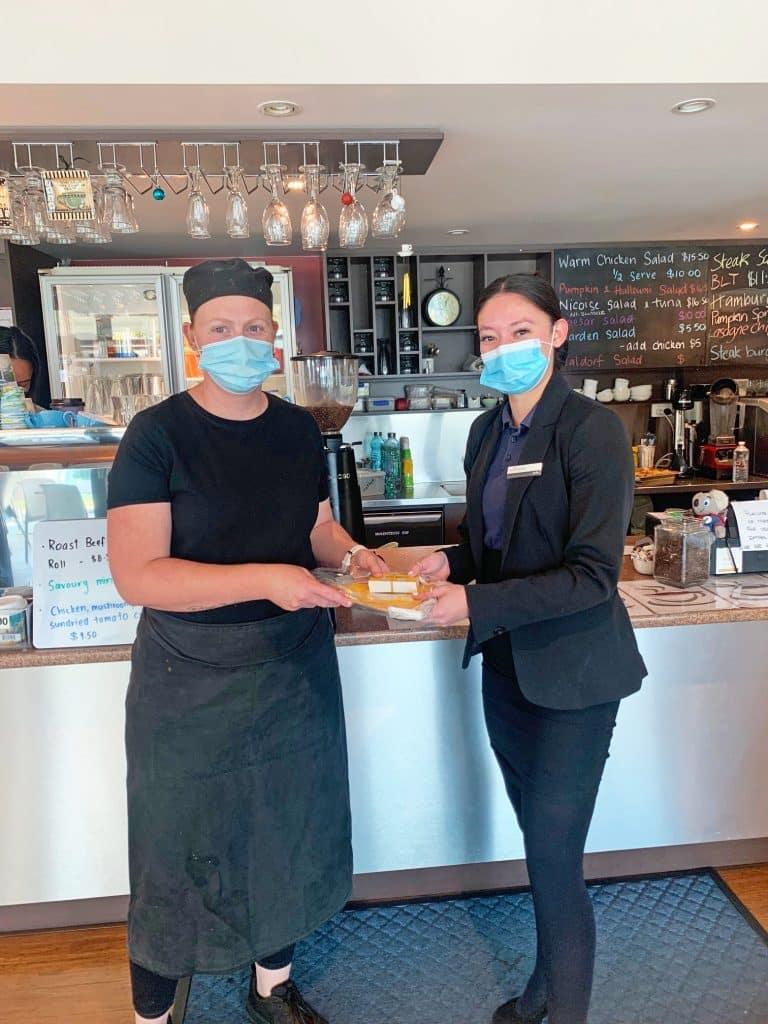 Cafe Shakana Ipswich RUOK Day HealthWISE