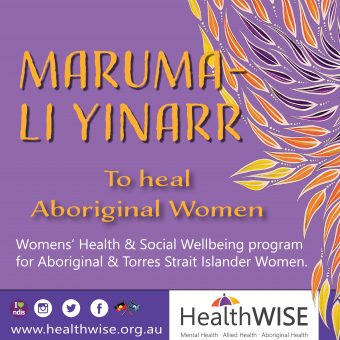 HealthAccess_Women's Wellbeing Group_FB